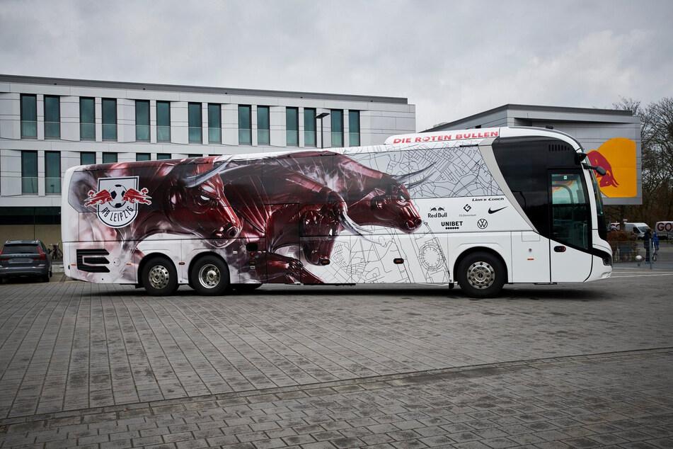 Der letzte seiner Art: So sieht der neue Mannschaftsbus des RB Leipzig aus dem Vogtland aus.