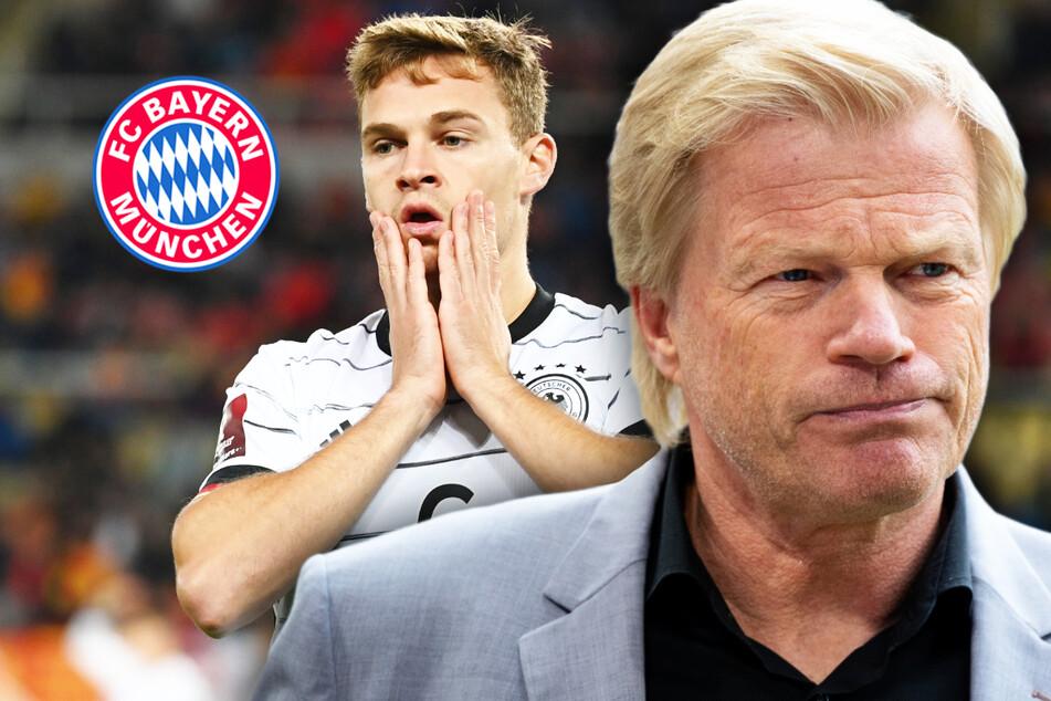 Kimmich noch ungeimpft: Kahn betont klare Haltung des FC Bayern München
