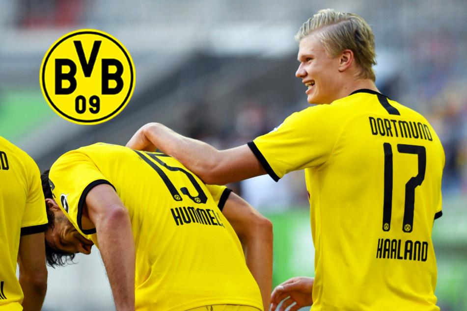 BVB nach Grottenkick in Düsseldorf: Mit Haaland in der Startelf gegen Mainz zurück zu alter Stärke?