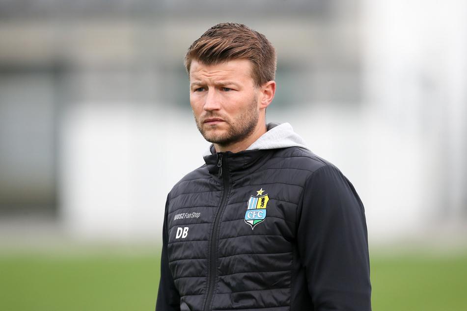 Musste eine Niederlage in Jena einstecken: CFC-Coach Daniel Berlinski.