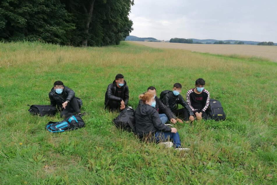 Immer mehr Flüchtlinge versuchen mithilfe von Schleusern über die polnische Grenze nach Sachsen einzureisen. (Symbolfoto)