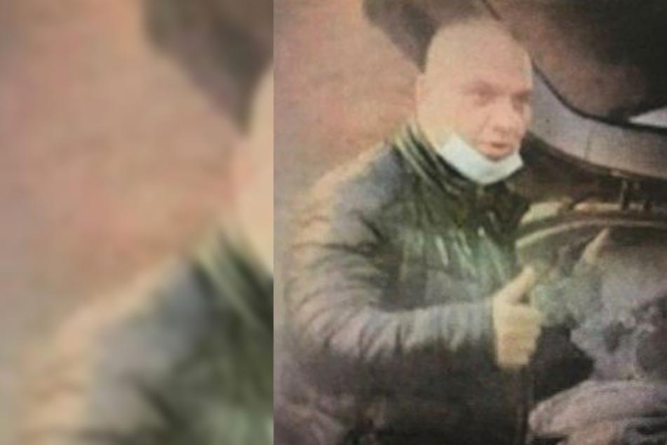 Köln: Über 100 gefälschte Markenklamotten verkauft: Wer hat diesen Mann gesehen?