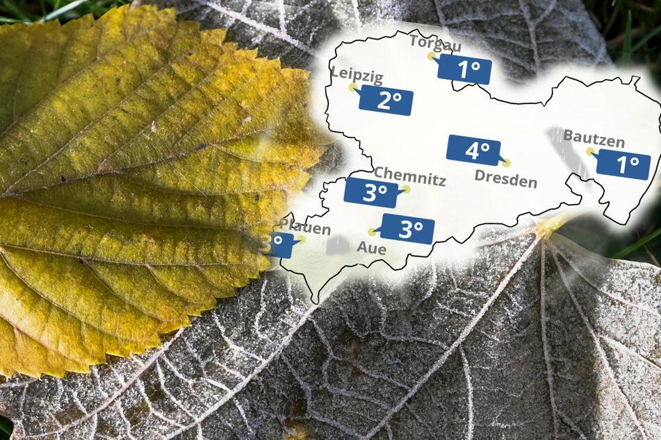 Frostig und nass: Das Wochenend-Wetter in Sachsen wird ungemütlich!
