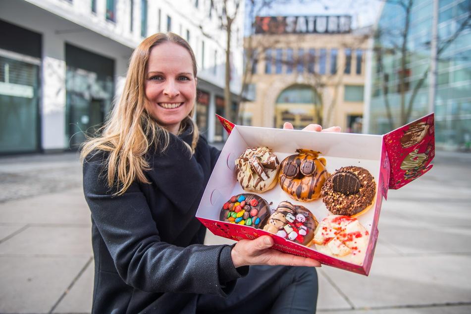 "Lecker! Donut-Kette ""Royal Donuts"" eröffnet in Chemnitz"