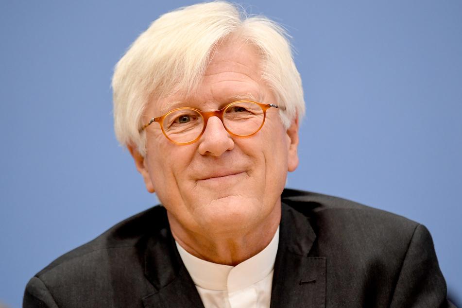 Der Ratsvorsitzende der Evangelischen Kirche in Deutschland, Heinrich Bedford-Strohm.
