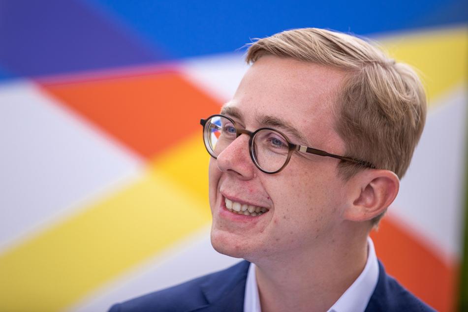 Philipp Amthor (28, CDU) ist unter Lobbyismus-Verdacht geraten.