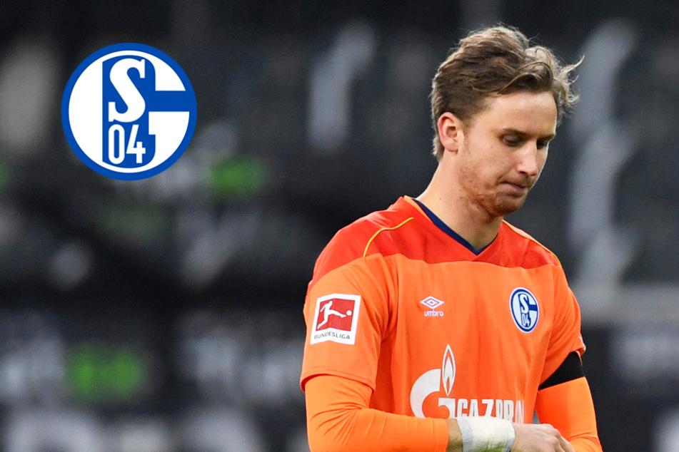 """Schalke-Fans nach Gladbach-Pleite verzweifelt: """"Reicht nicht mehr für 1.Bundesliga""""!"""