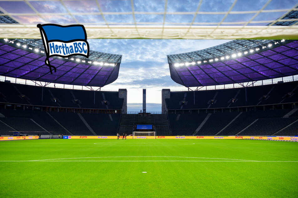 Nach Acker gegen RB: Hertha bekommt schon wieder einen neuen Rasen!