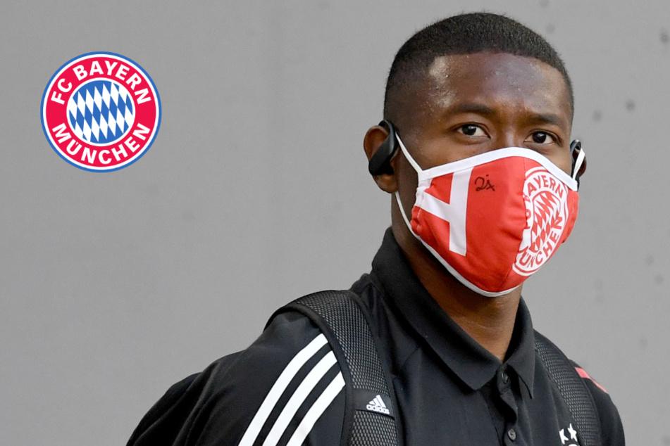 FC Bayern und David Alaba: Nächste Runde im Vertragspoker ist wohl gescheitert!