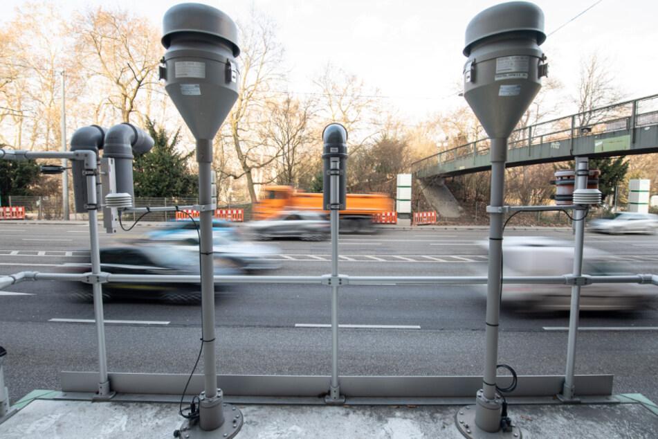 Tief durchatmen in Stuttgart: Die Luftqualität wird besser!