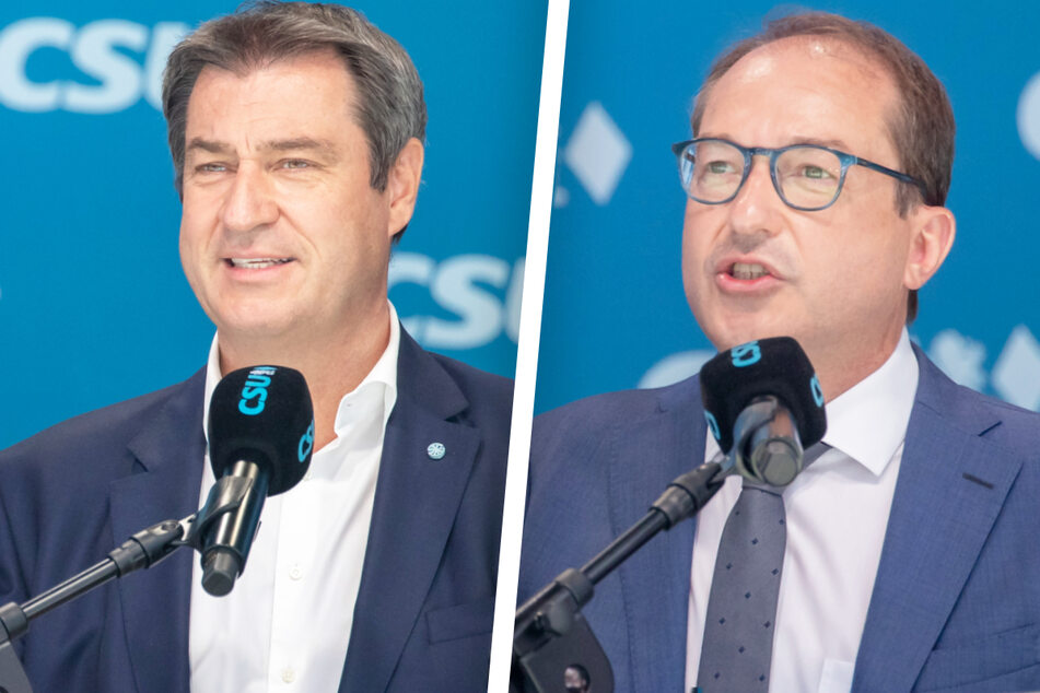 München: Dobrindt führt CSU in Wahlkampf, Söder zieht erste klare rote Linien