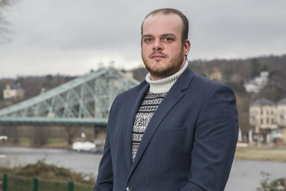 Sebastian Knabe (29) ist Geschäftsführer der DLRG Sachsen. Er befürchtet bald mehr Badetote im Freistaat.
