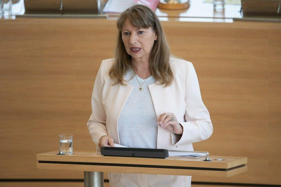 Sachsens Gesundheitsministerin Petra Köpping.