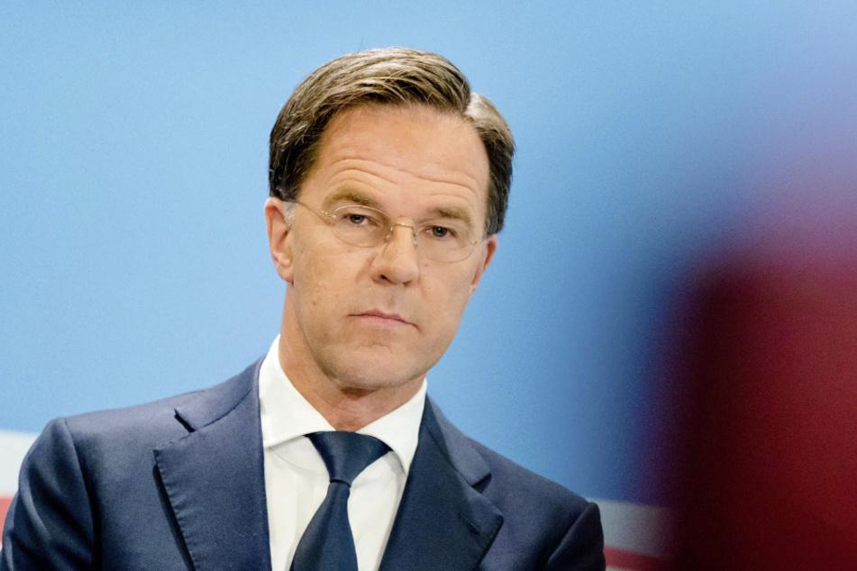 Der niederländische Ministerpräsident Mark Rutte (53). (Archivbild)