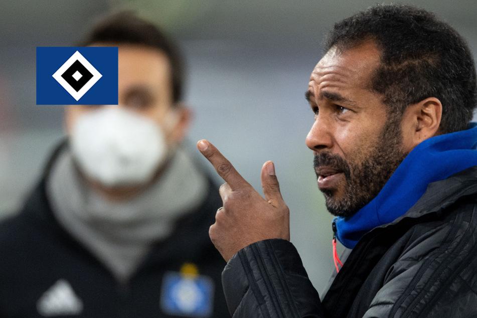 Das sagt HSV-Trainer Thioune nach dem Remis im Topspiel