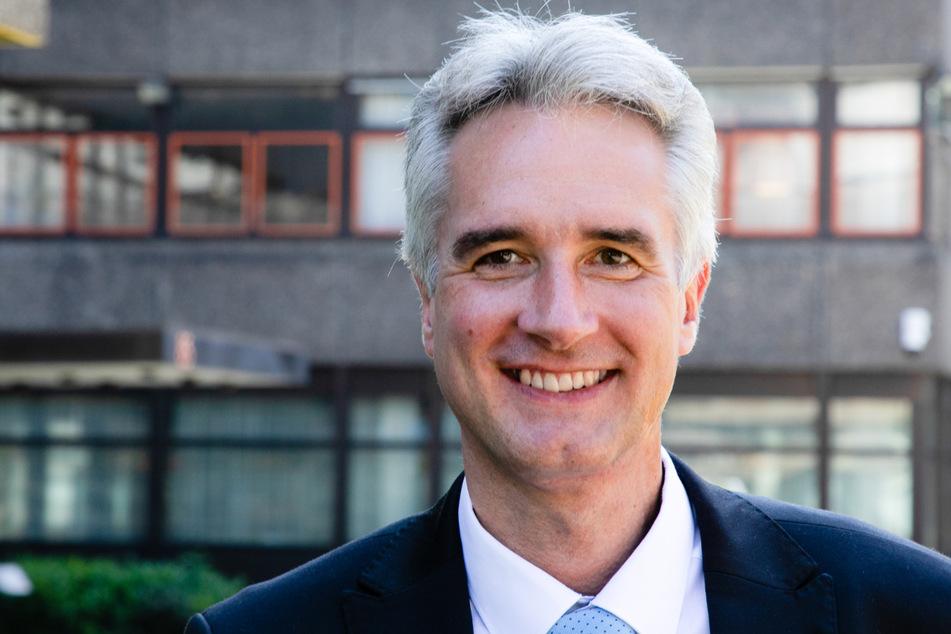 Andreas Renner tritt sein neues Amt zum 1. November an.