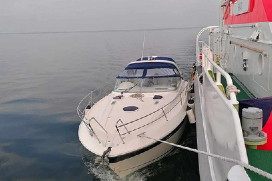 Drama auf der Ostsee! Boot mit sechsköpfiger Familie droht zu sinken