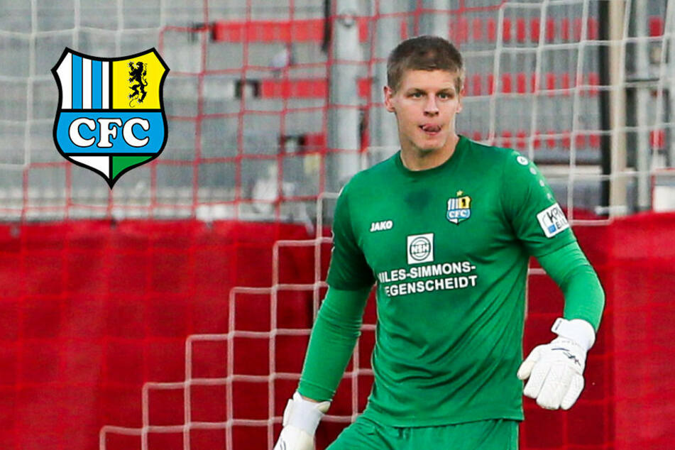 Gehen oder bleiben? CFC-Torwart Jakubov hat sich entschieden!