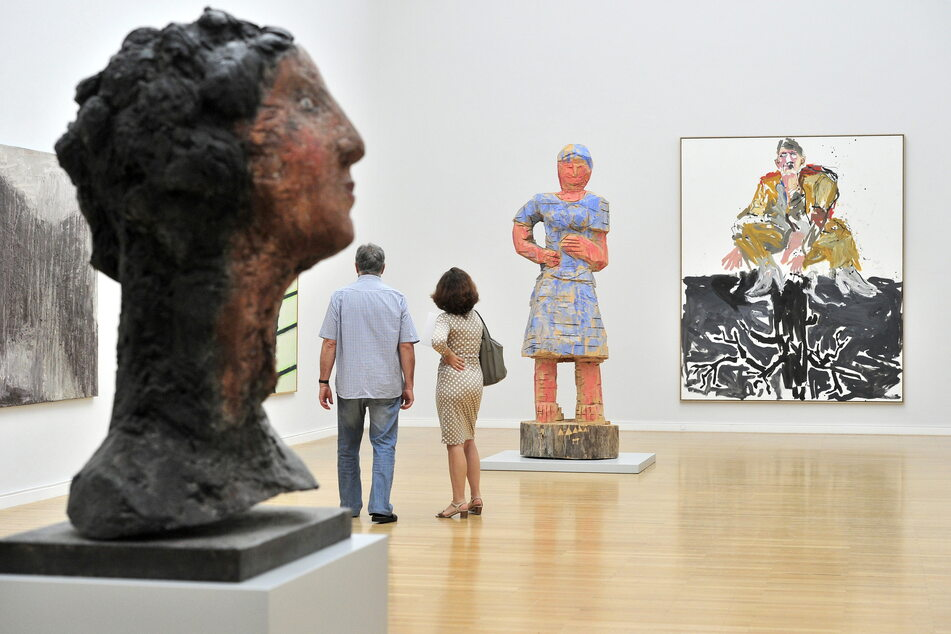 Mit einer Sonderschau wird das 100-Jährige der Kunstsammlungen gefeiert.