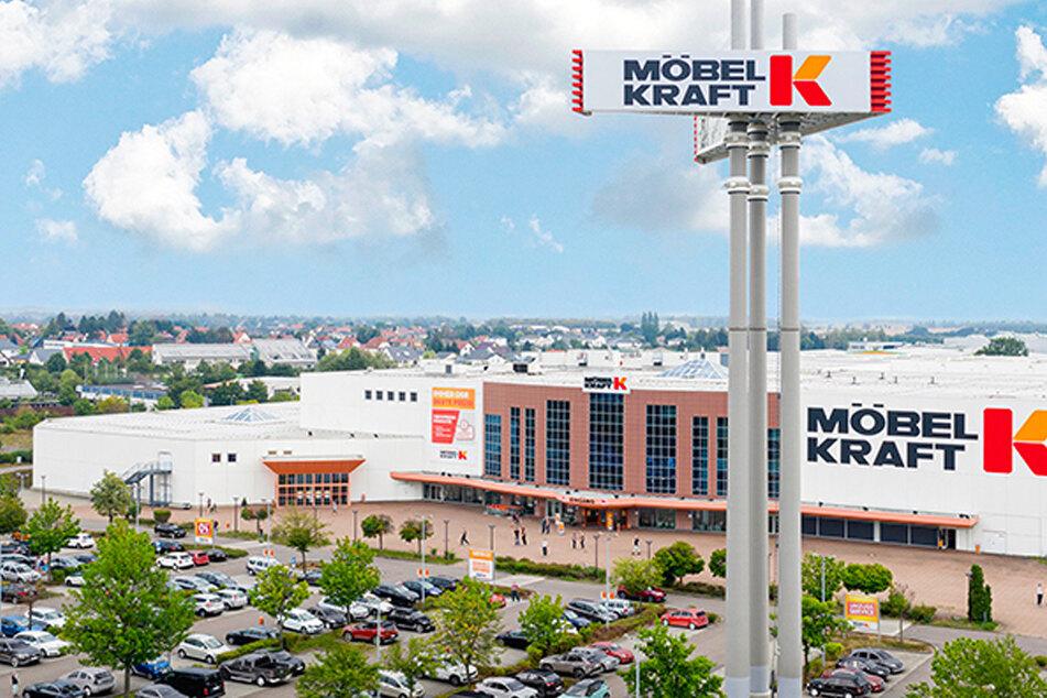 Ab Montag (8.3.) öffnet Möbel Kraft in Vogelsdorf trotz Lockdown wieder