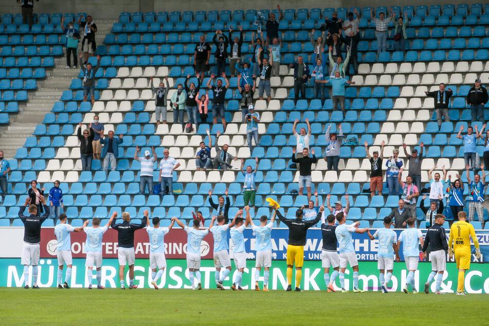 Bisher durfte der CFC nur vor 1000 Zuschauern spielen. Beim Match gegen die TSG Hoffenheim dürfen nun 4600 Fans ins Stadion.