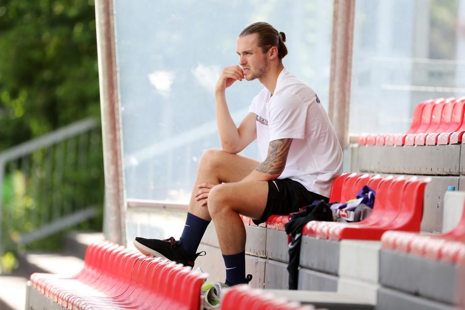 In Feucht noch Zuschauer: Aue hat den luxemburgischen Torwart Tim Kips (20) von F91 Düdelingen verpflichtet.