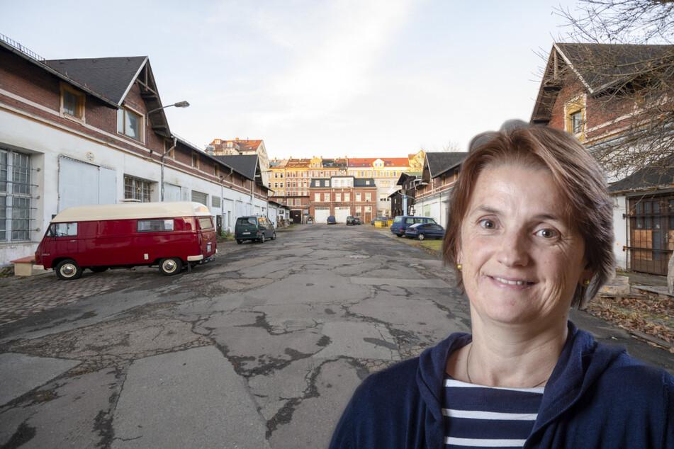 SPD-Stadträtin Wilma Meyer (46) sagt, ihre Fraktion will die Kunstszene unterstützen.