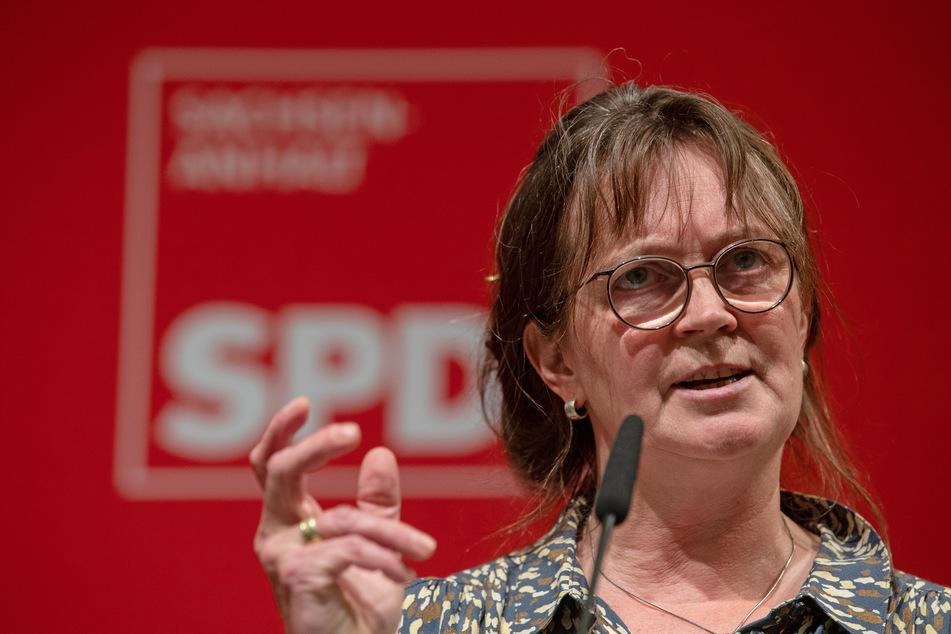 Juliane Kleemann (51), Landesvorsitzende der SPD Sachsen-Anhalt, gab am Samstag die Entscheidung ihrer Partei bekannt.