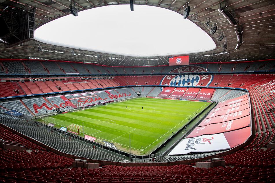 Die EM-Spiele in München finden wohl vor Zuschauern statt.