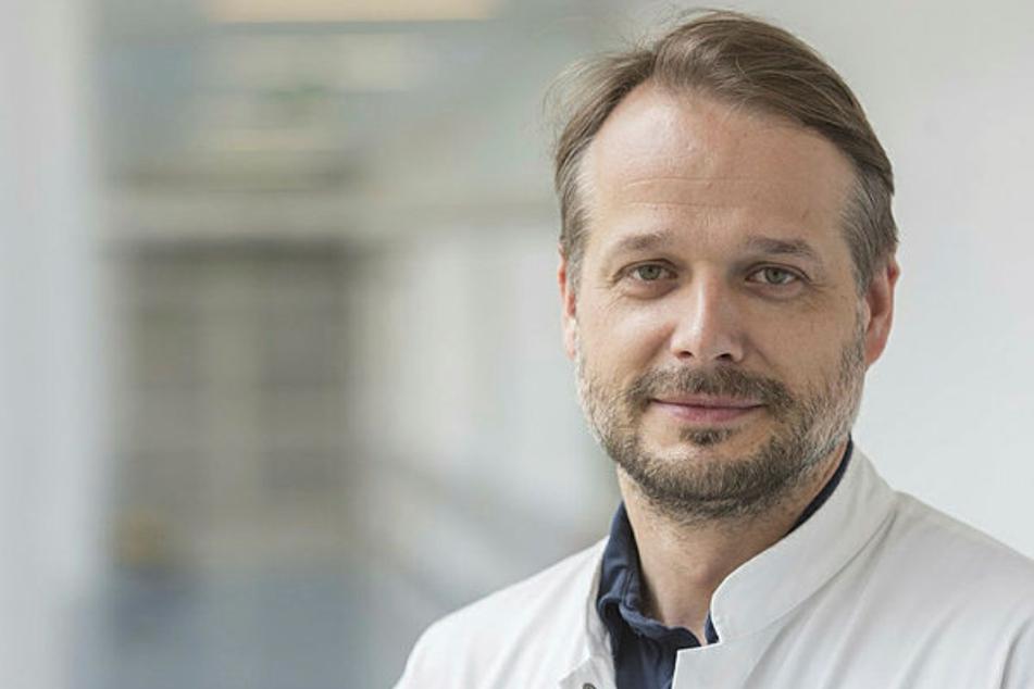 Leipzig: Für Trainings-Studie: Leipziger Professor sucht Knie-Patienten