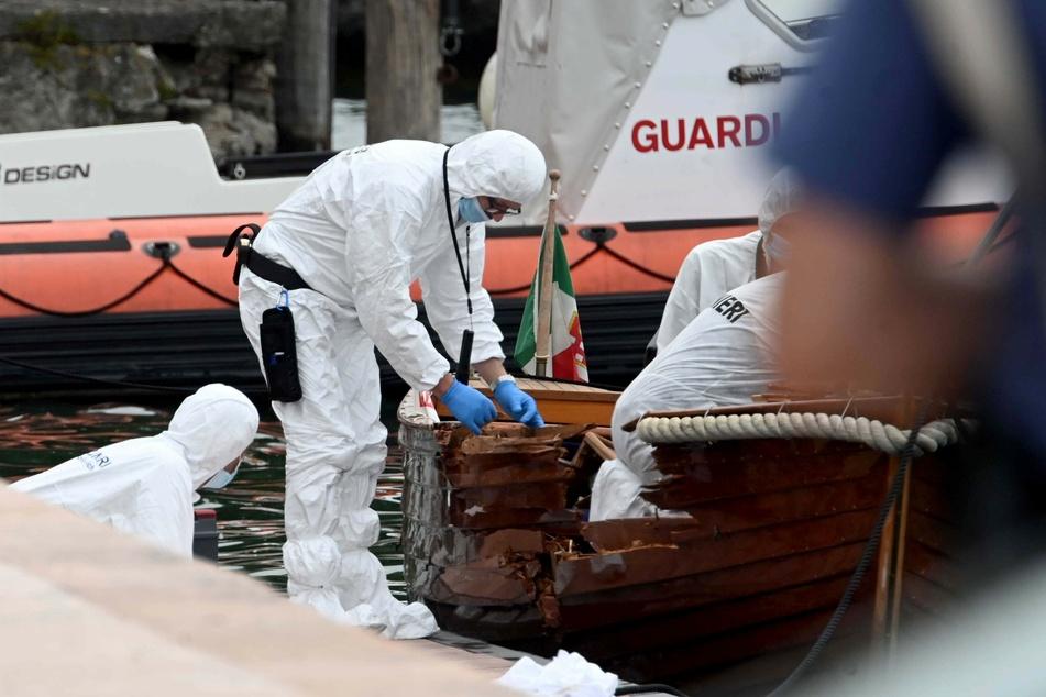 Auf dem Gardasee kam es zu einer tödlichen Kollision zweier Boote. Möglicherweise flüchtete danach ein Paar, das aus München kommt. (Symbolbild)