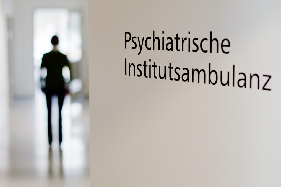 Warten auf psychiatrische Hilfe: In Sachsen-Anhalt gibt es derzeit lange Listen. (Symbolbild)