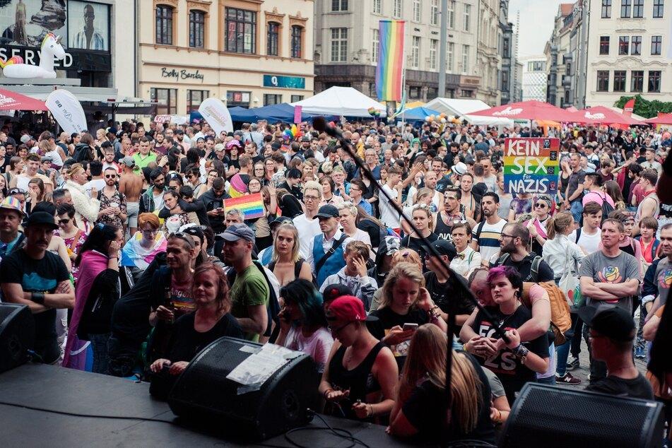 Trotz Corona: Mit dem Christopher Street Day wird's in Leipzig wieder bunt