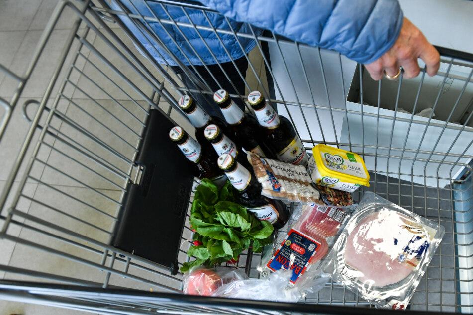 Inflationsrate negativ: Verbraucherpreise erstmals wieder gesunken