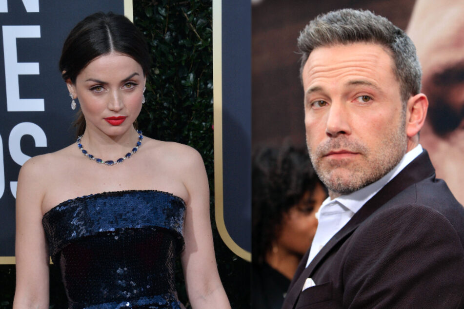 Apparently, actors Ana de Armas (32) and Ben Affleck (48) are single again.