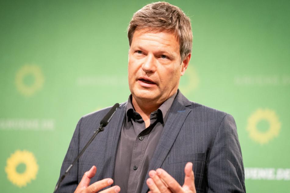 Grünen-Chef Robert Habeck (51).