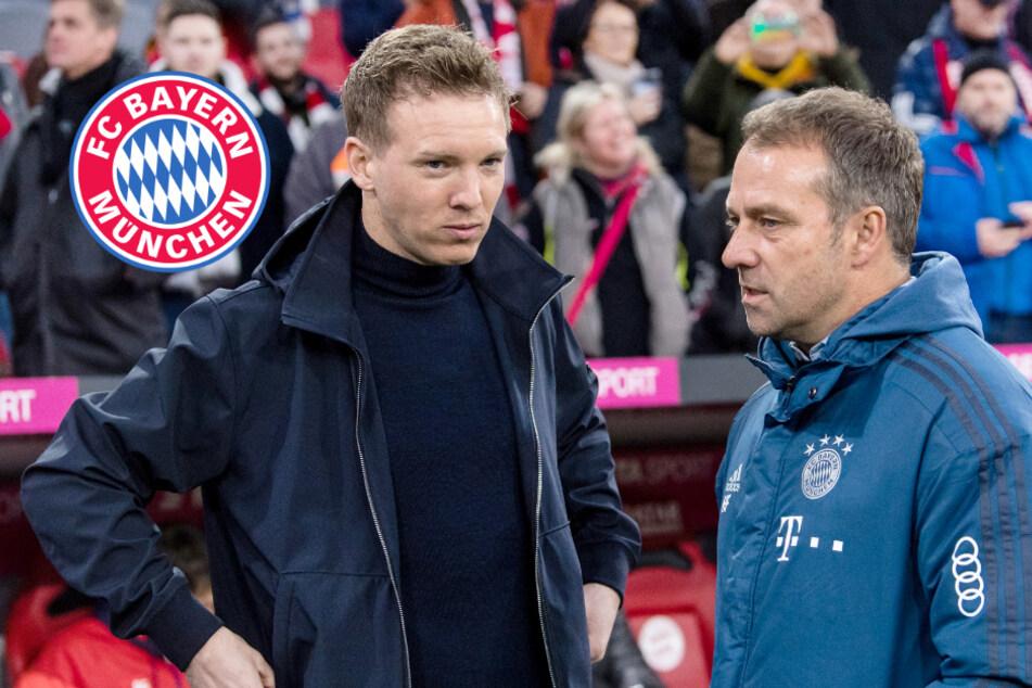 FC Bayern: Flick geht, Nagelsmann kommt - das sagen die Münchner Bosse