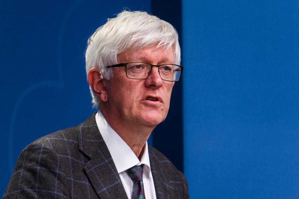 Johan Carlson, Generaldirektor der Gesundheitsbehörde in Schweden.