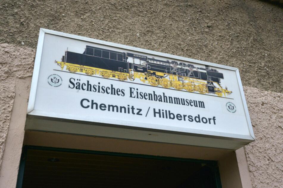 Das Eisenbahnmuseum im Chemnitzer Ortsteil Hilbersdorf ist schon 30 Jahre alt.