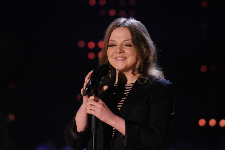 Sängerin Annett Louisan.