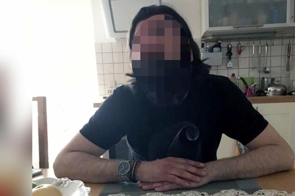 Chemnitzer spurlos verschwunden: Wo ist Jan Heinz (39)?