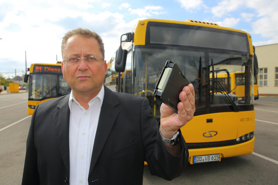 DVB-Sprecher Falk Lösch (56).