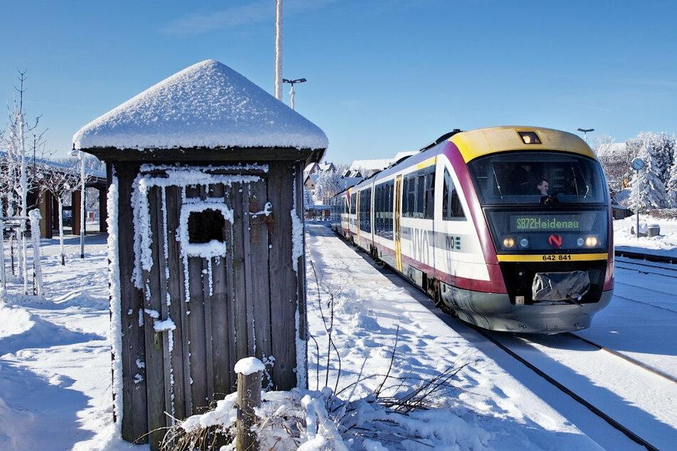 Ab Sonntag: VVO fährt nur noch bis zur Grenze von Tschechien!