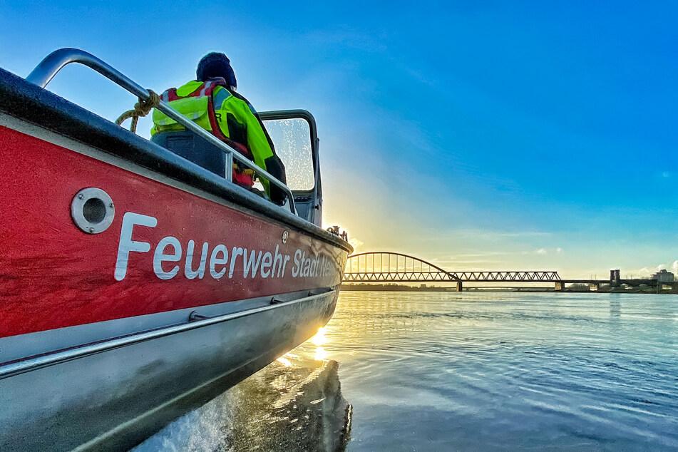 Komplett unterkühlt: Vermisster Hund treibt hilflos im Rhein