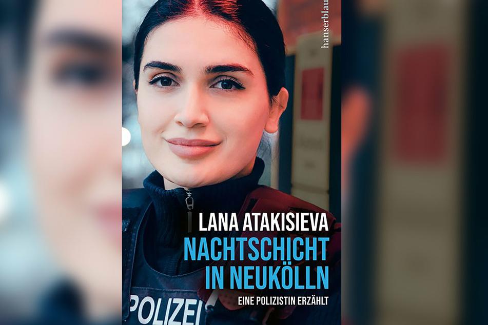 """Cover des Buches """"Nachtschicht in Neukölln"""" von Lana Atakisieva."""
