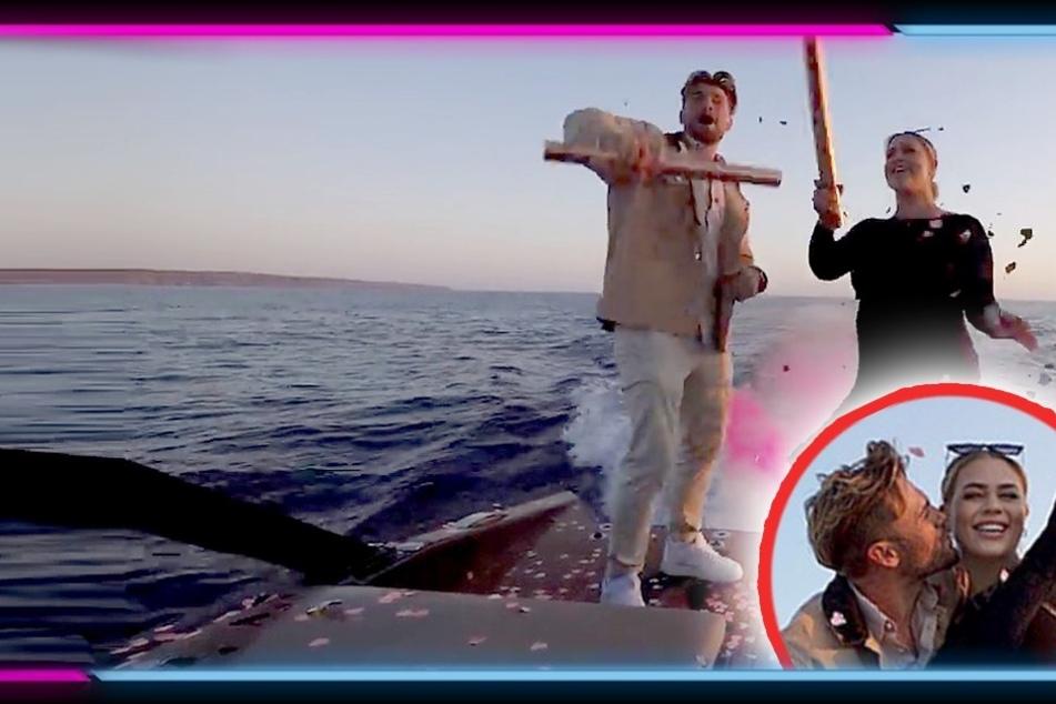 Shitstorm nach Gender-Reveal-Party auf Speedboot: War die Konfetti-Kanone wirklich vegan?