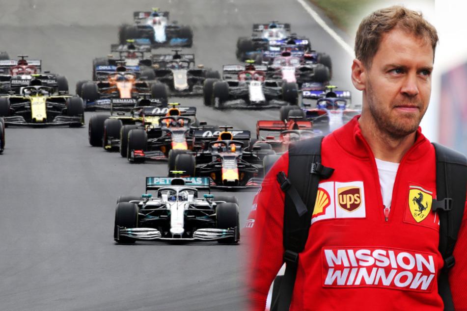 Formel 1 startet Anfang Juli in Österreich: Das ist der vorläufige Rennkalender!