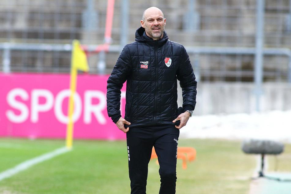 Die gemeinsame Zeit ist beendet! Türkgücü München hat sich mit sofortiger Wirkung von Trainer Alexander Schmidt (52) getrennt.