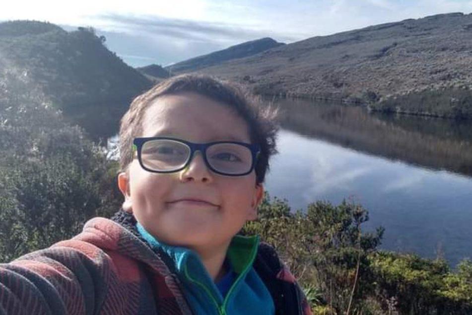 Umweltaktivisten wie Francisco Vera (11) sind in Kolumbien besonders gefährdet.