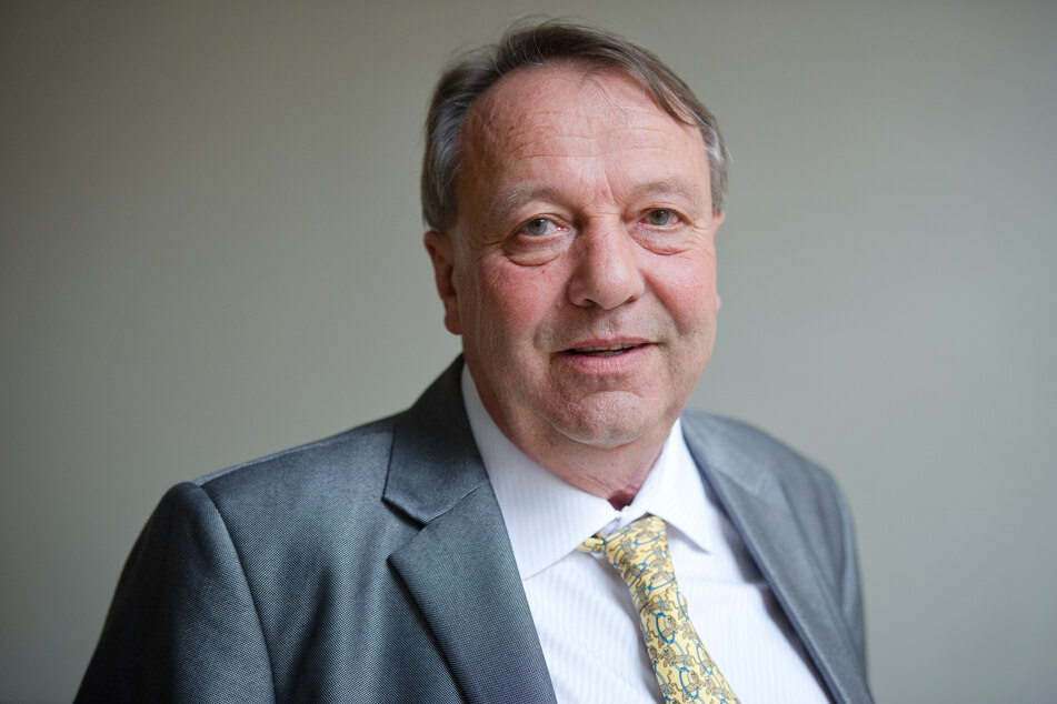 DTB-Vizepräsident Dirk Hordorff. (Archivbild)